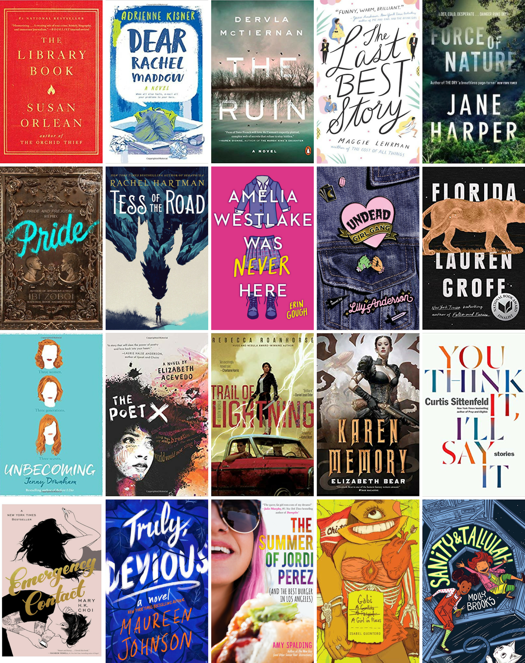 fave books of 2018